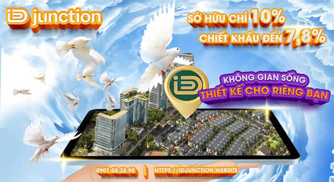 chinh sach du an id junction long thanh