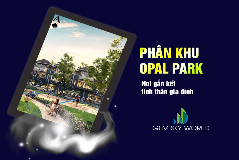 phan khu opal park