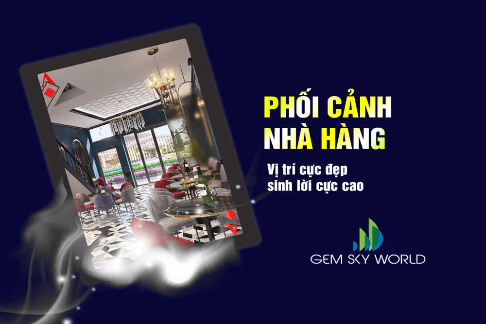phoi canh nha hang