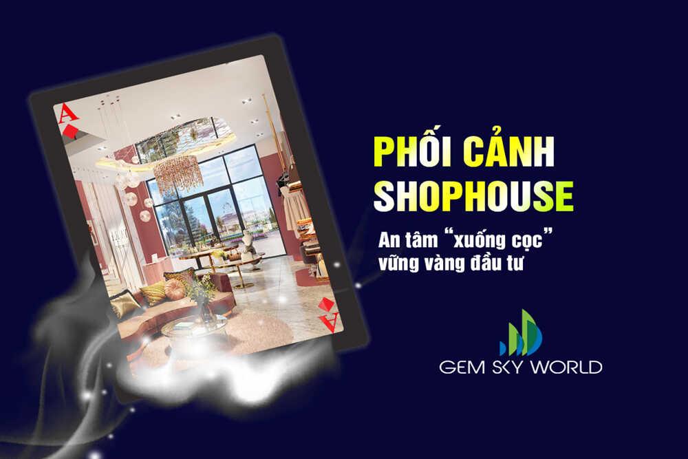 phoi canh shophouse
